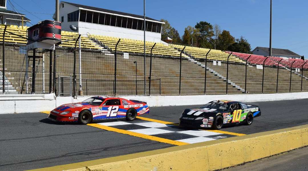 Drive a Race Car 10 Laps at East Carolina Motor Speedway on April 2nd for only $79!