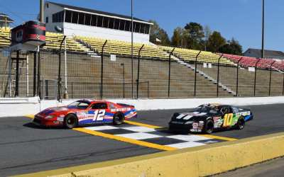 Drive a Race Car 10 Laps at East Carolina Motor Speedway on Oct. 29th for only $79!