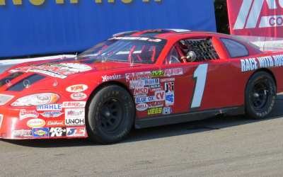 Drive a Race Car 10 Laps at Caraway Speedway on Oct. 28th for only $79!