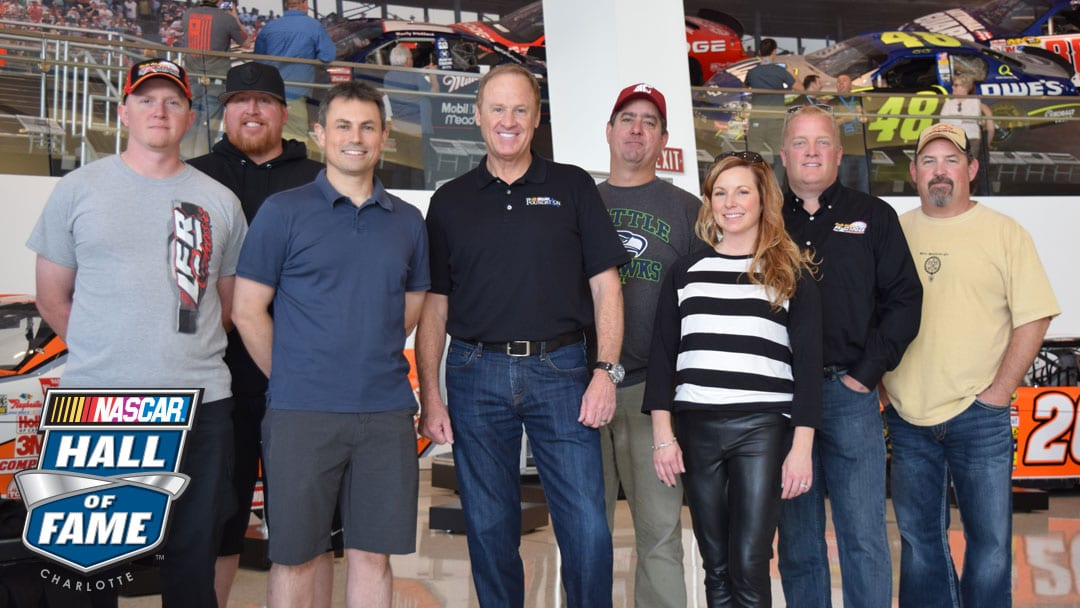 Rusty Wallace Hall of Fame Weekend – Nov. 3rd & 4th