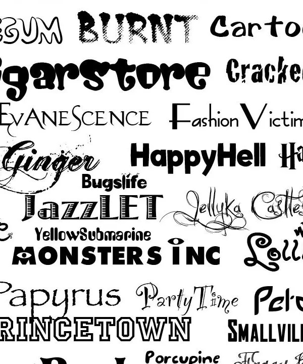 Free Fonts & Why You Need Them!