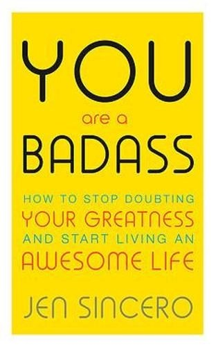 How To Be A Badass Book