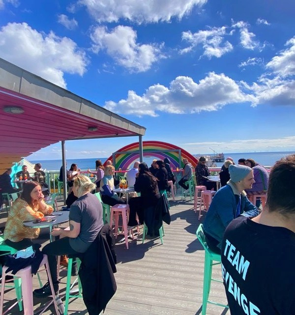 7 Of The Very Best Rooftop Bars in Brighton
