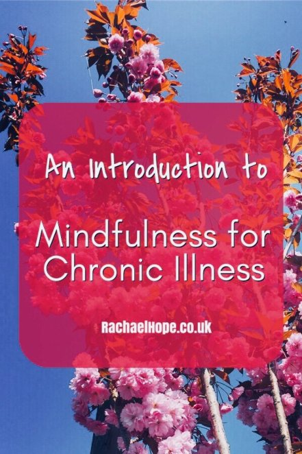 Mindfulness Chronic Illness