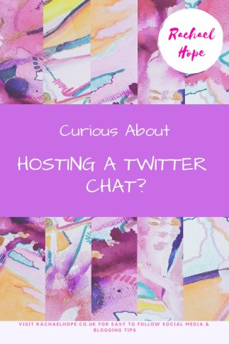 Twitter chats are excellent for boosting not just your own visibility but everyone who gets involved. All aboard the Twitter train woo woo! You get to know your tribe better and can start a group conversation about a subject your audience wants to engage with. Basically everyone grows and gains more exposure together!