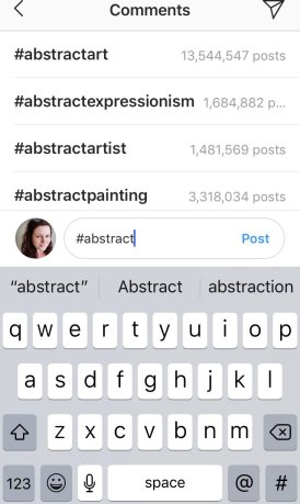 Can Artists and Bloggers still rock Instagram with minimal effort? Hopefully this Instagram knowledge download will be of use to both Artists and Bloggers.