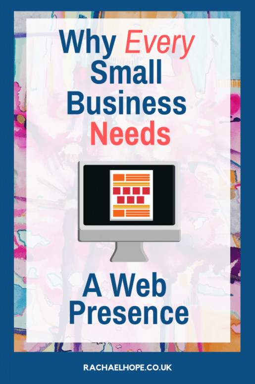 If you are a small business without a web presence, then you are without a doubt leaving money on the table.  It might sound crude and overly simplified, but it's fact.  Think of it this way, where is the first place you look for say, a local plumber, therapist or dog groomer?  Spoiler alert 🚨 It's 2019 ... it sure won't be the Yellow pages.