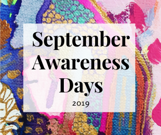 Social Media Awareness Days for September 2019