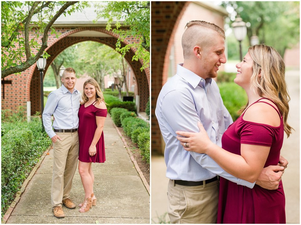 Winchester Kentucky Engagement Session