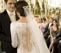 Bella Swans Wedding Dress Breaking Dawn  RACHAEL MCPHERSON