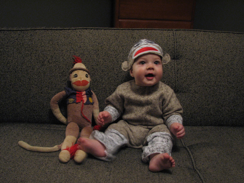 Ephraim and his monkey twin