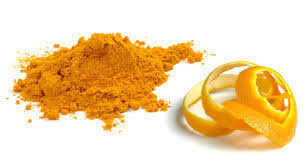 orange peal powder