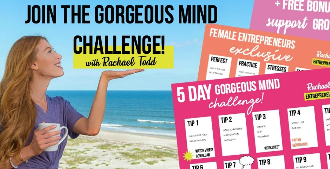 Rachael Todd - 24 hour Mindset Course for entrepreneurs