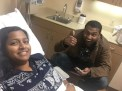 The first hospital visit, not knowing what it is