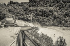 Huka Falls, Photographed by Racheal Christian
