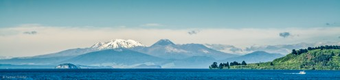 Lake Taupo, Photographed by Racheal Christian