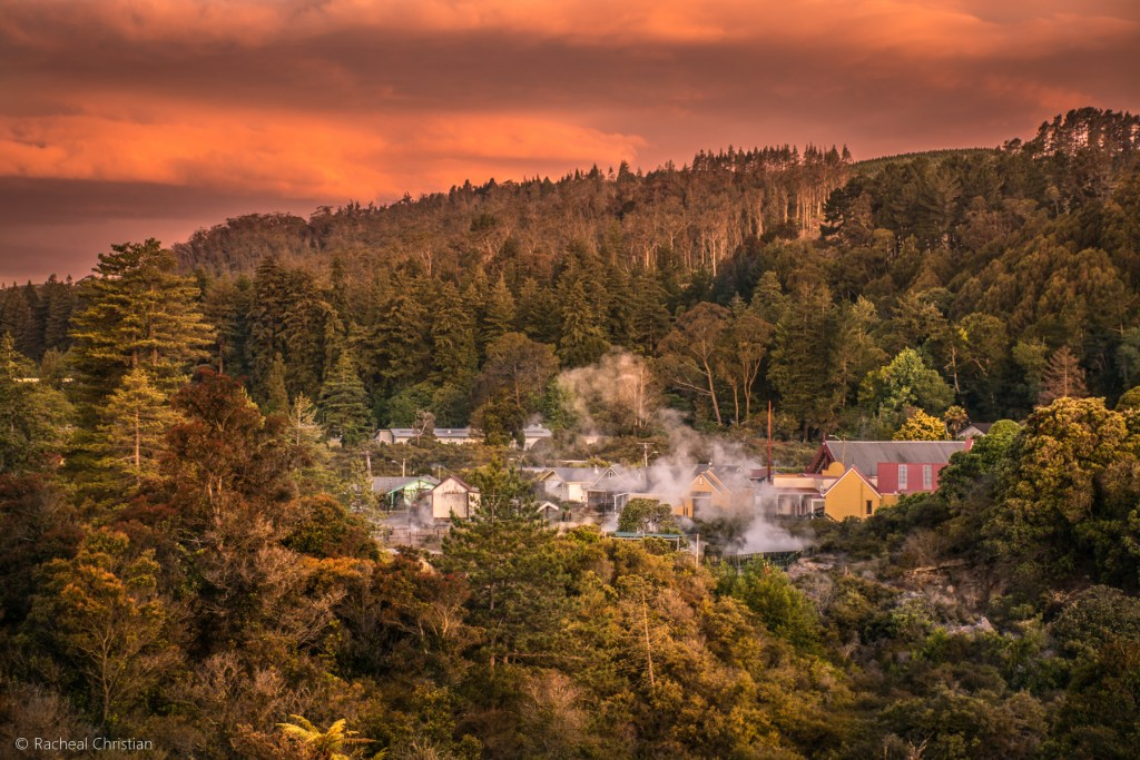 Photo Of The Week: Thermal Village Rotorua, New Zealand by Racheal Christian - rachealchristianphotography.com