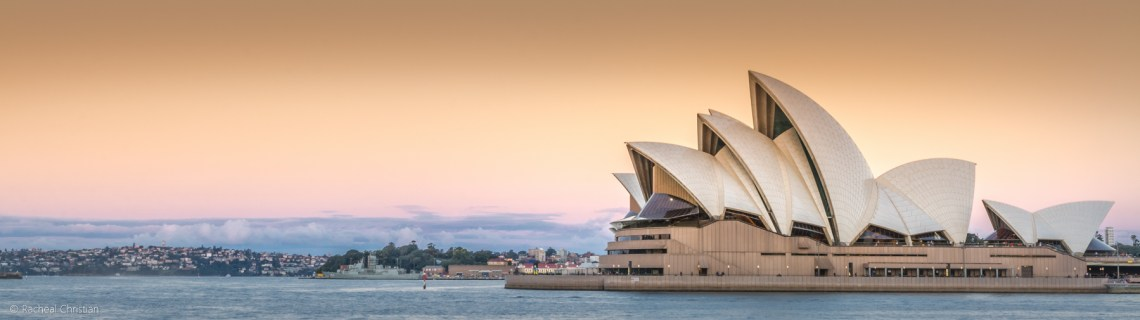 Photographing Sydney | A Night At The Rocks by Racheal Christian - Sydney Opera House Panorama