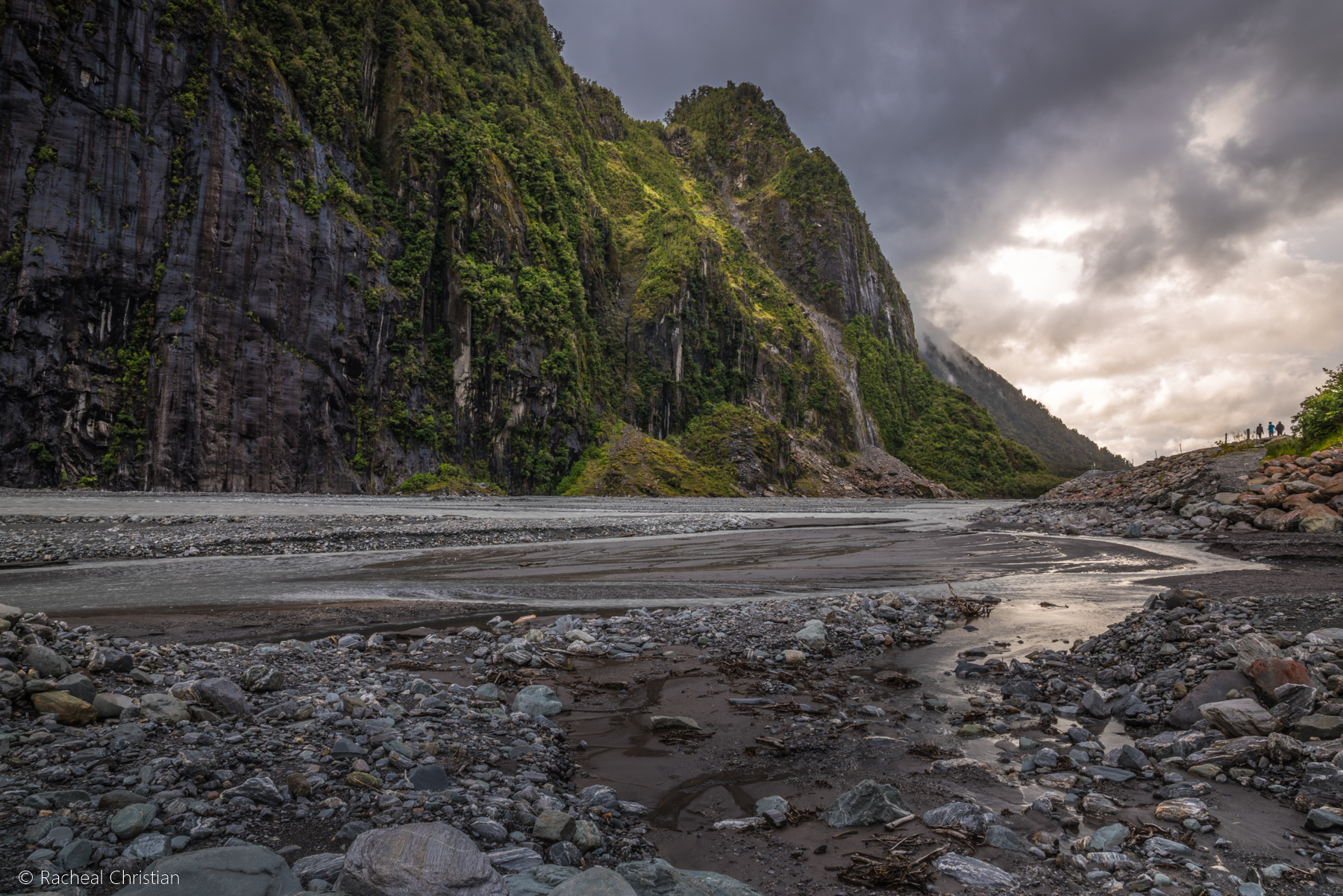 Photo Of The Week: Fox River | New Zealand - by Racheal Christian