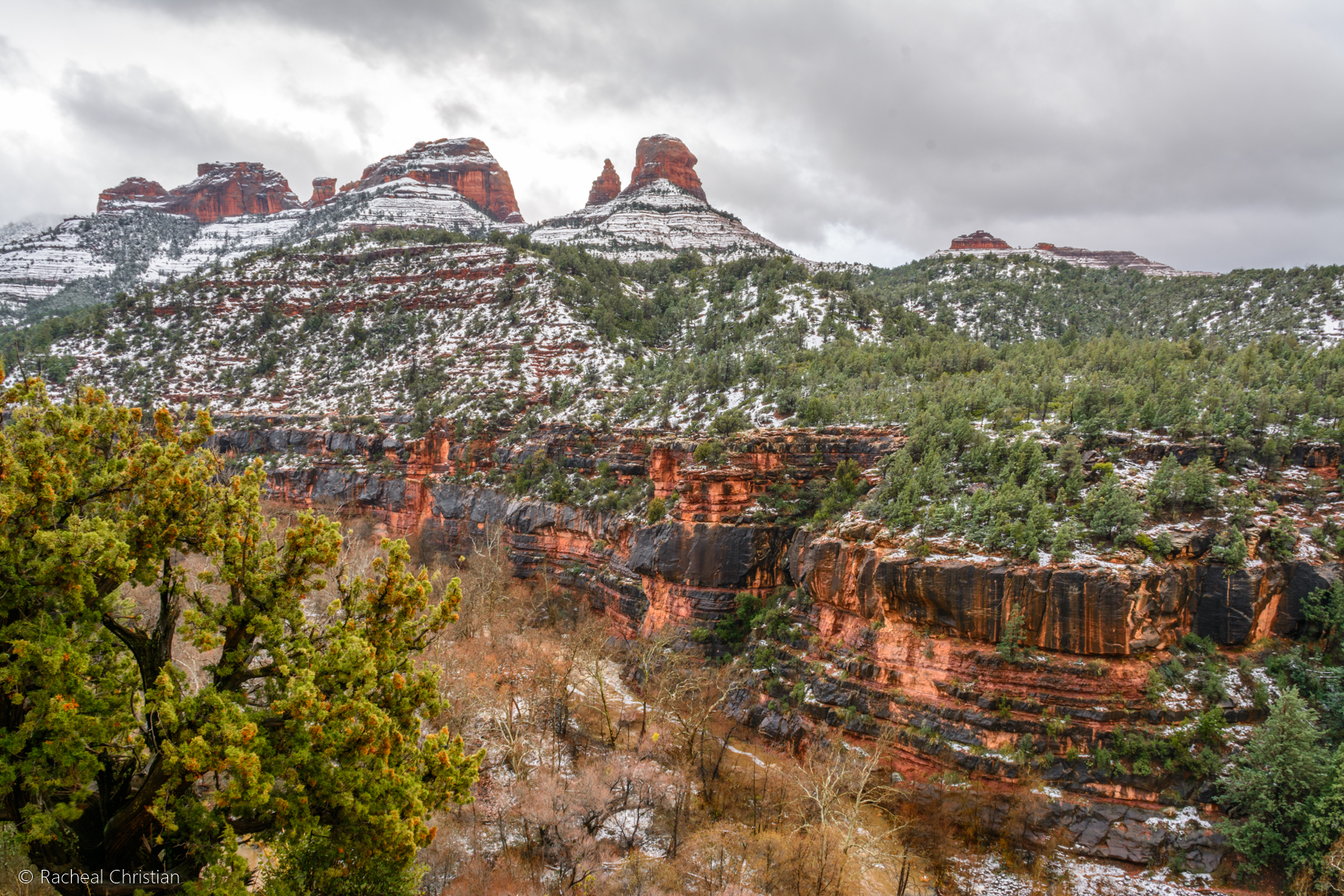 My First Time Photographing Sedona In Winter | Arizona