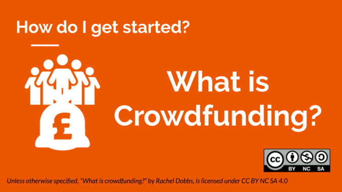 What is crowdfunding? banner image