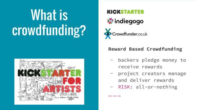 Crowdfunding - MA PCA