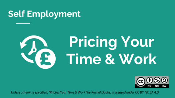 Pricing-Your-Time-And-Work