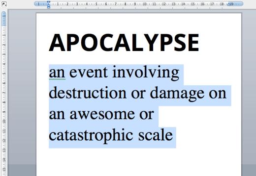 Z-Apocalypse_definition