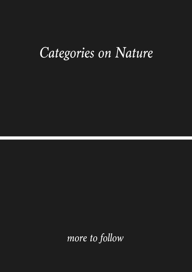 cover_categories on nature_by Rachela Abbate