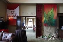 Canadiana Themed Gala Toronto Events - Wedding Decor