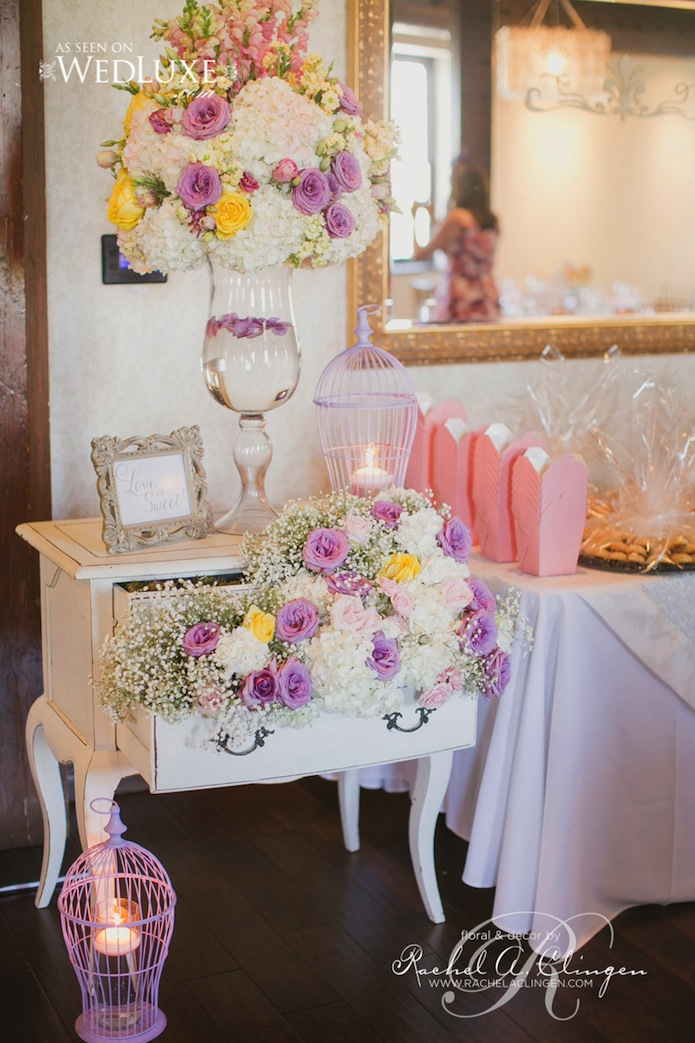 A Pretty Tea Party Bridal Shower At Ancaster Mill  Rachel A Clingen Wedding  Event Design