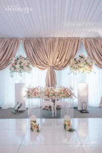 Beautiful Garden Tent Wedding At The Doctors House ...