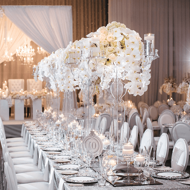 Image Of Outside Wedding Decor