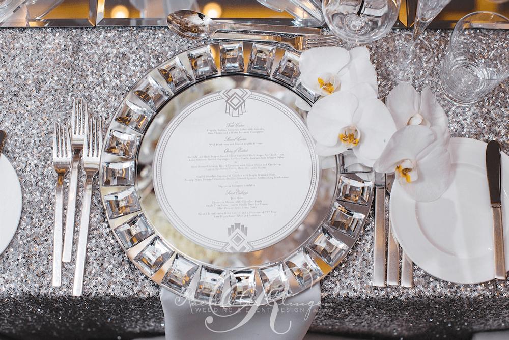 Fine Details  Wedding Decor Toronto Rachel A Clingen Wedding  Event Design