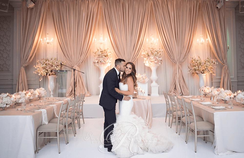 Chuppahs Canopies  Backdrops  Wedding Decor Toronto Rachel A Clingen Wedding  Event Design