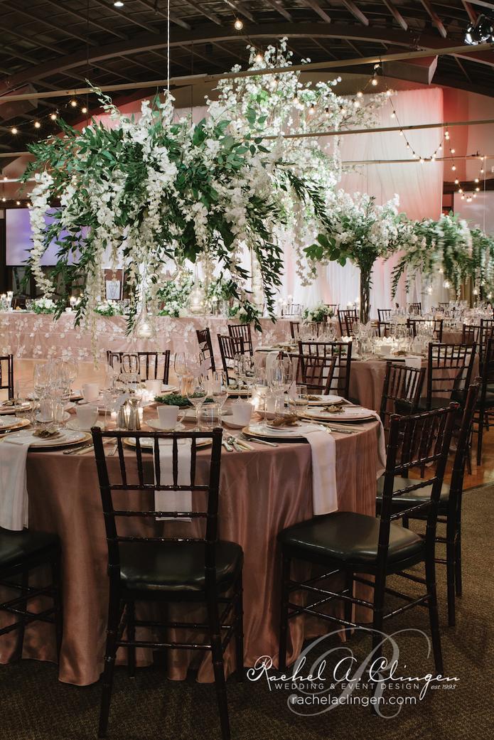 Enchanted Garden Wedding At Palais Royale Rachel A