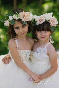 flower-girl-hair-wreaths - Wedding Decor Toronto Rachel A ...