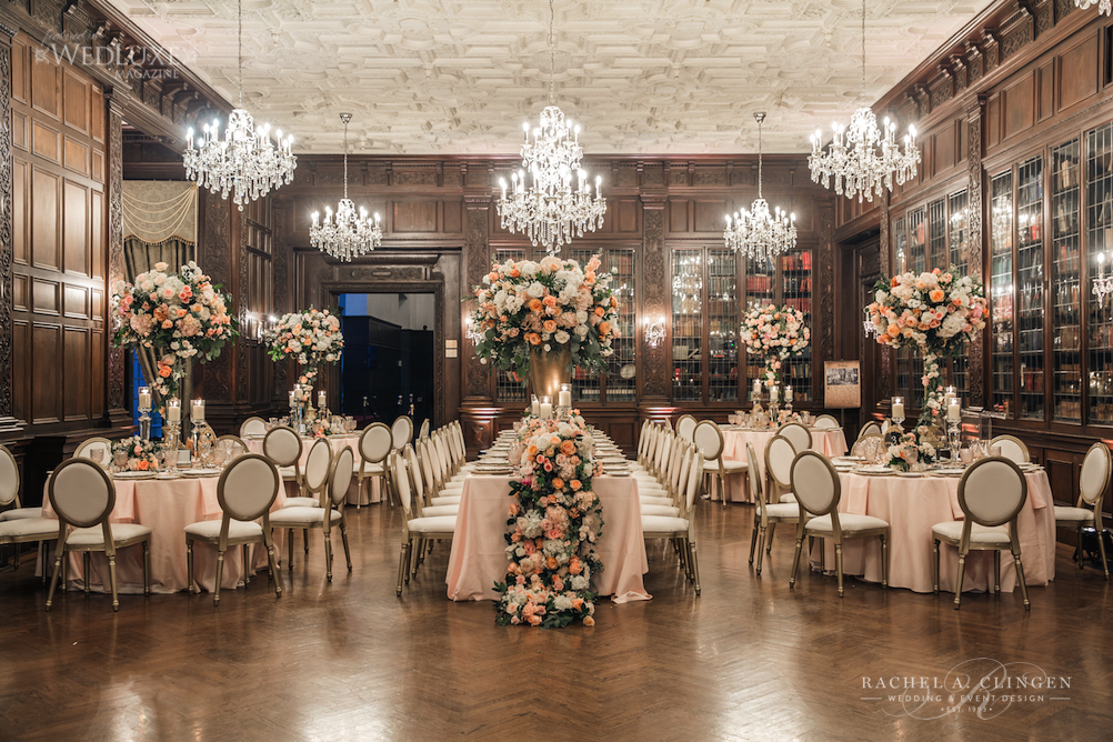 Blog  Wedding Decor Toronto Rachel A Clingen Wedding  Event Design