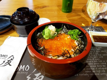 ikura-donburi-at-tomo