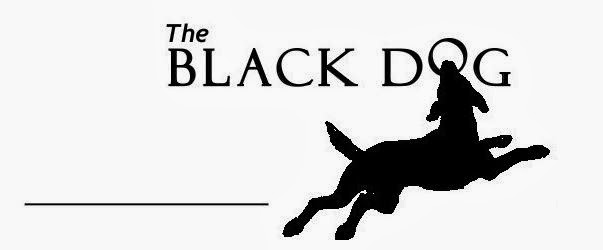 Author Thursdays: Live from the Black Dog… It's Thursday