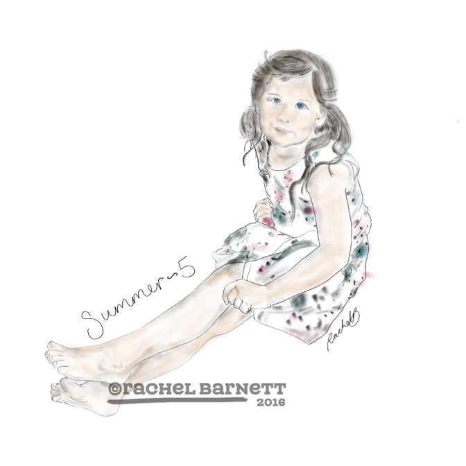 Summer 5 © Rachel Barnett 2016