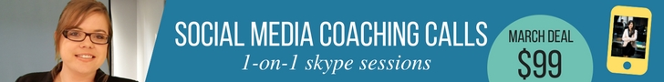 Social Media Coaching Calls