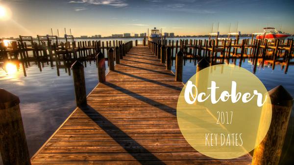 Social Media Content Plan Ideas: October 2017