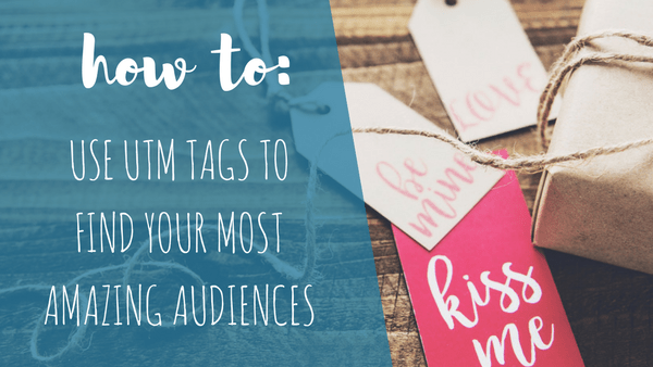 HOW TO: Use UTM Tags To Reveal Your Most Amazing Audiences