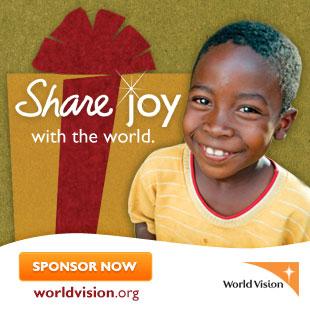 Share Joy Holiday Campaign – Sponsorship
