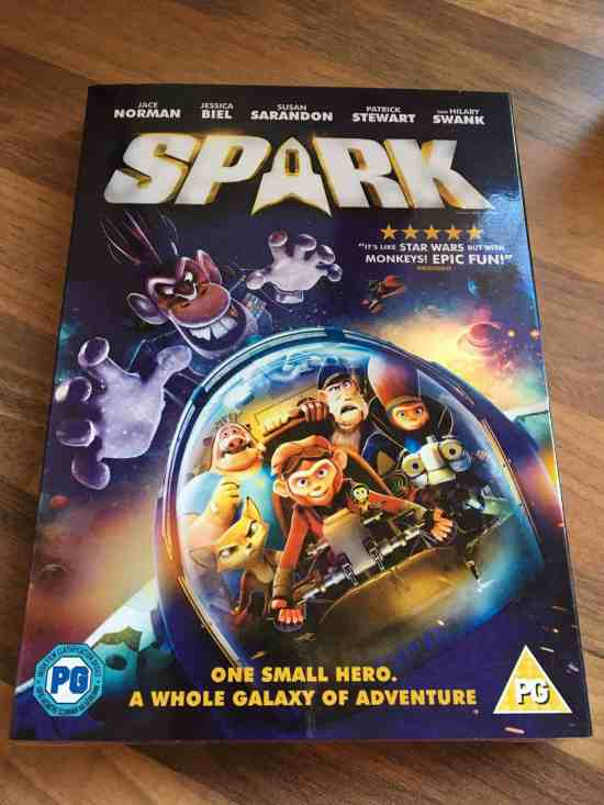 DVD Review: Spark - one small hero
