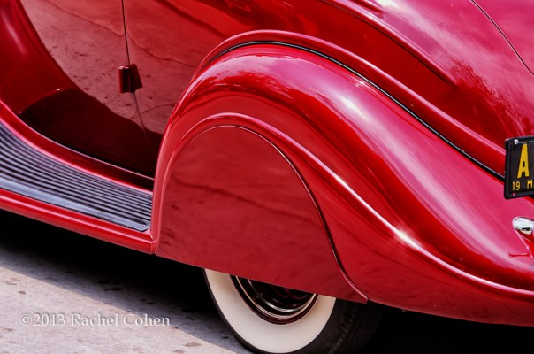 -Ruby Red Terraplane-