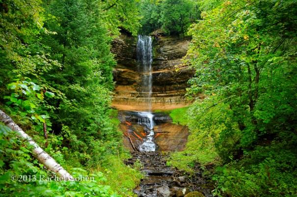 """Munising Falls"""