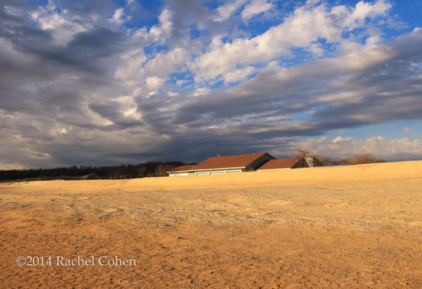 """""""Sand Banks and Sky"""""""