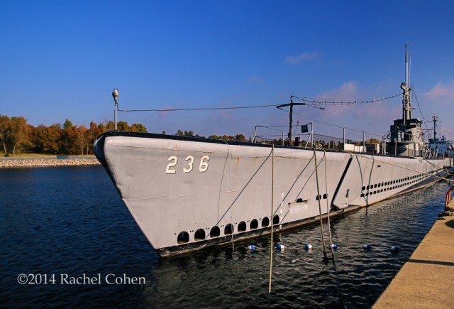 """""""USS Silversides"""" The USS Silversides submarine!  A beautiful piece of WWII history located in Muskegon Michigan!!"""